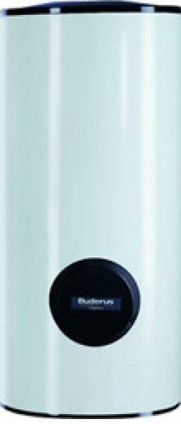 Boiler monovalent cilindric vertical alb Logalux SU200/5EW V=200lt si flansa rezistenta electrica