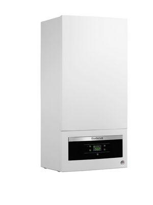 Cazan condensare GB062-24H V2 si kit evacuare gaze dn. 60/100 L=395-615mm incalzire 24 kW