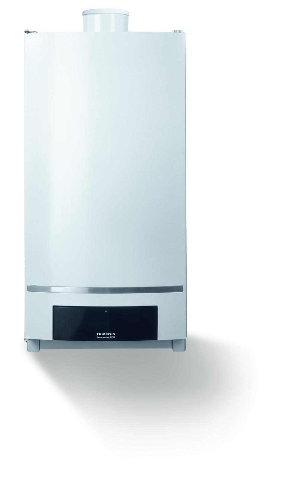 Cazan condensare GB 162-100 si kit dn.110/160, incalzire 100 kW