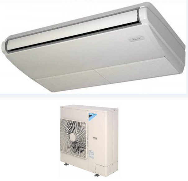 Aer Conditionat pentru Plafon Daikin SkyAir FHQ71C-RZQSG71L3V1 Inverter 24000 BTU
