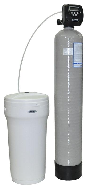 Умягчитель воды колонного типа