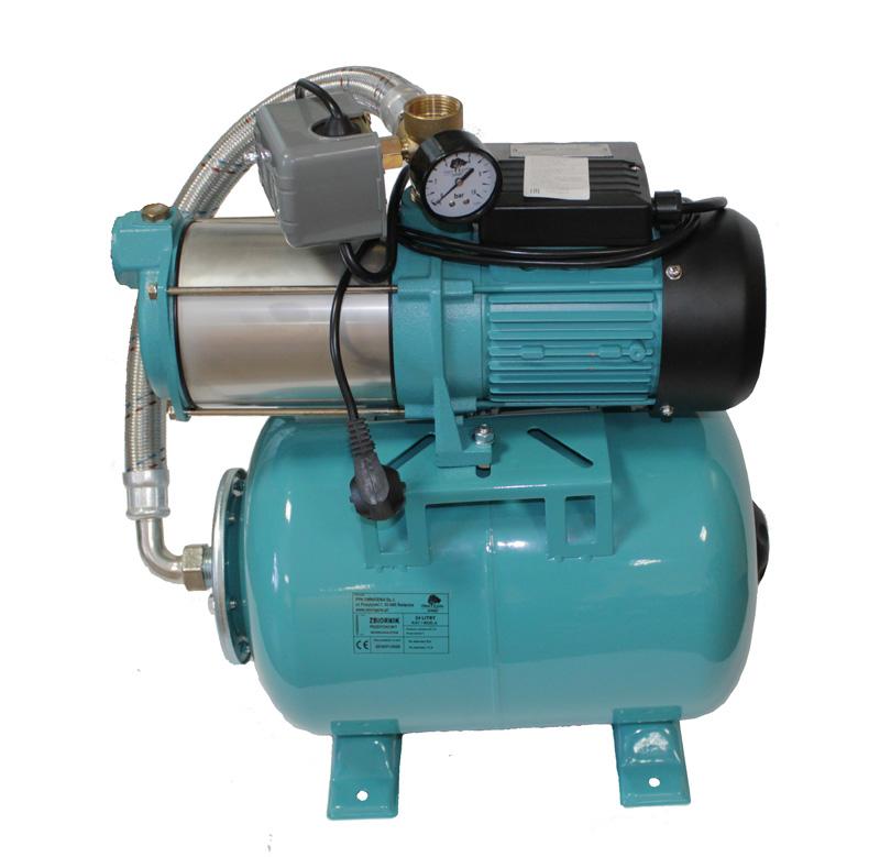Pompa cu hidrofor MH