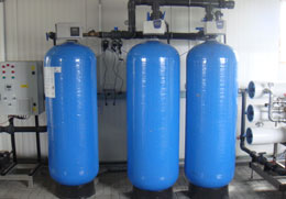 Statia de tratare a apei, comuna Stolniceni, r-nul Hincesti
