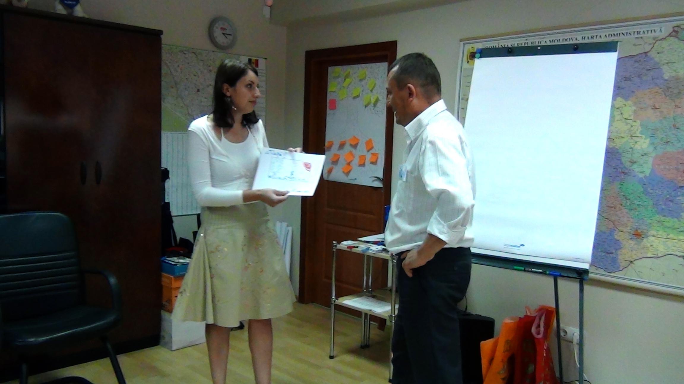 Training Brightlink Laiola Mai, 2012