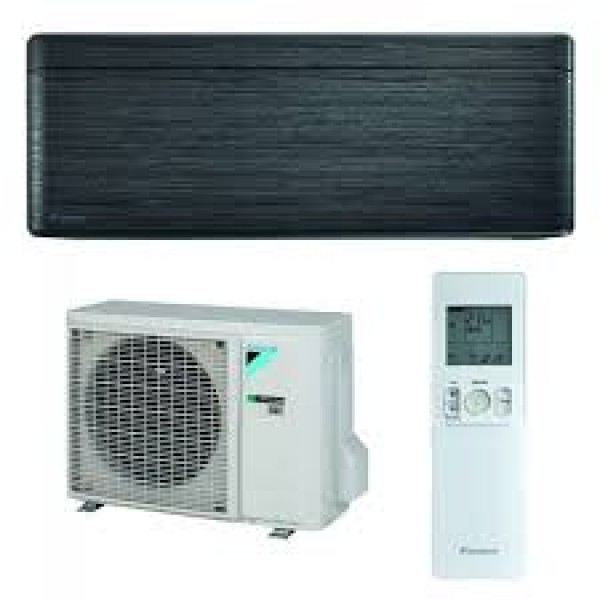 Aparat de aer conditionat Daikin Stylish Bluevolution FTXA25AT-RXA25A Inverter 9000 BTU Blackwood
