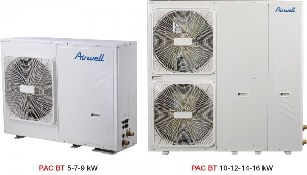 Тепловой насос Airwell PAC-BT-MB-7KW-H11