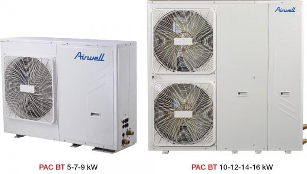 Тепловой насос Airwell PAC-BT-MB-9KW-H11