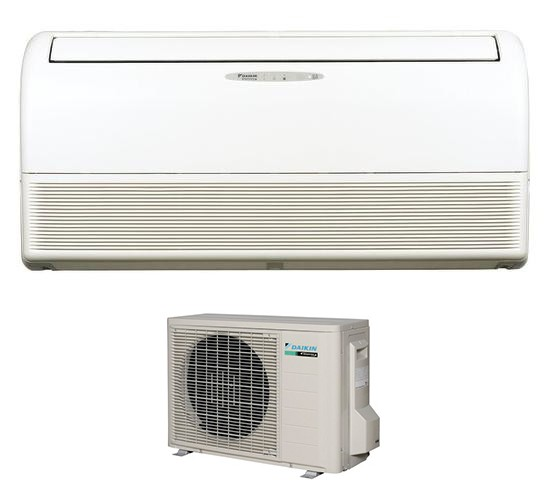 Aer Conditionat pentru plafon si podea Daikin FLXS25B-RXS25L3 Inverter 9000 BTU