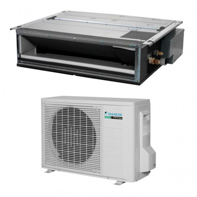 Aer Conditionat Tip Duct Daikin FDXS25F-RXS25L3 Inverter 9000 BTU