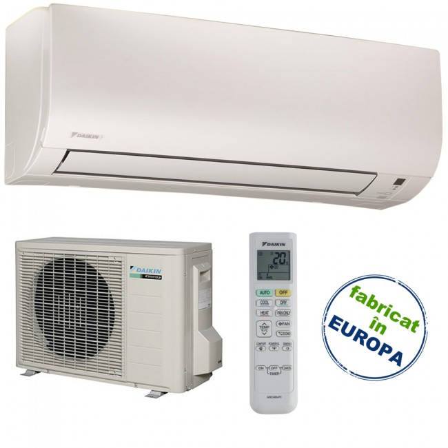 Aer conditionat Daikin FTX25KV+RX25K Inverter 9000 BTU