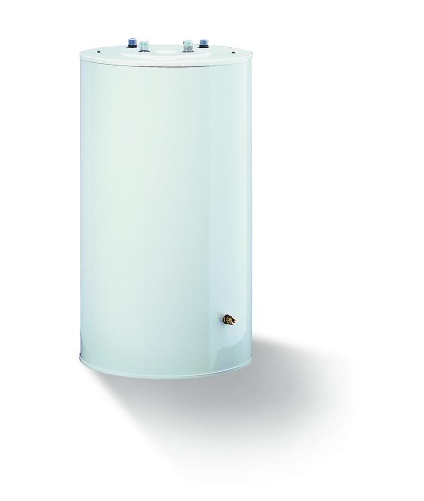Boiler monovalent cilindric vertical alb Logalux S120/5W /Clasa eficienta energetica B