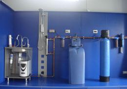 Станция очистки воды, Show Room, офис LAIOLA